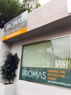 New PROMAS office