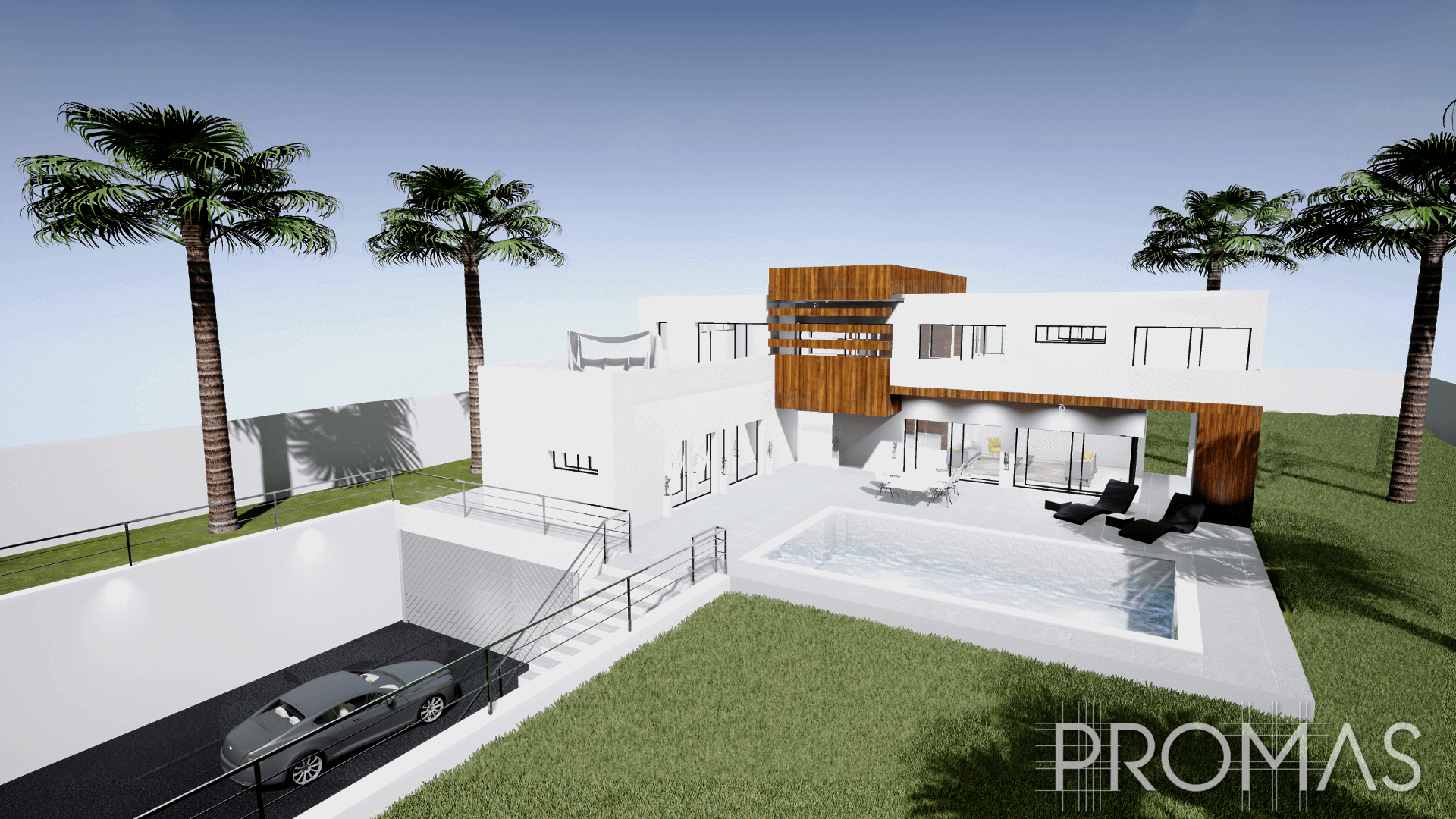 New build project in Benahavis part 2