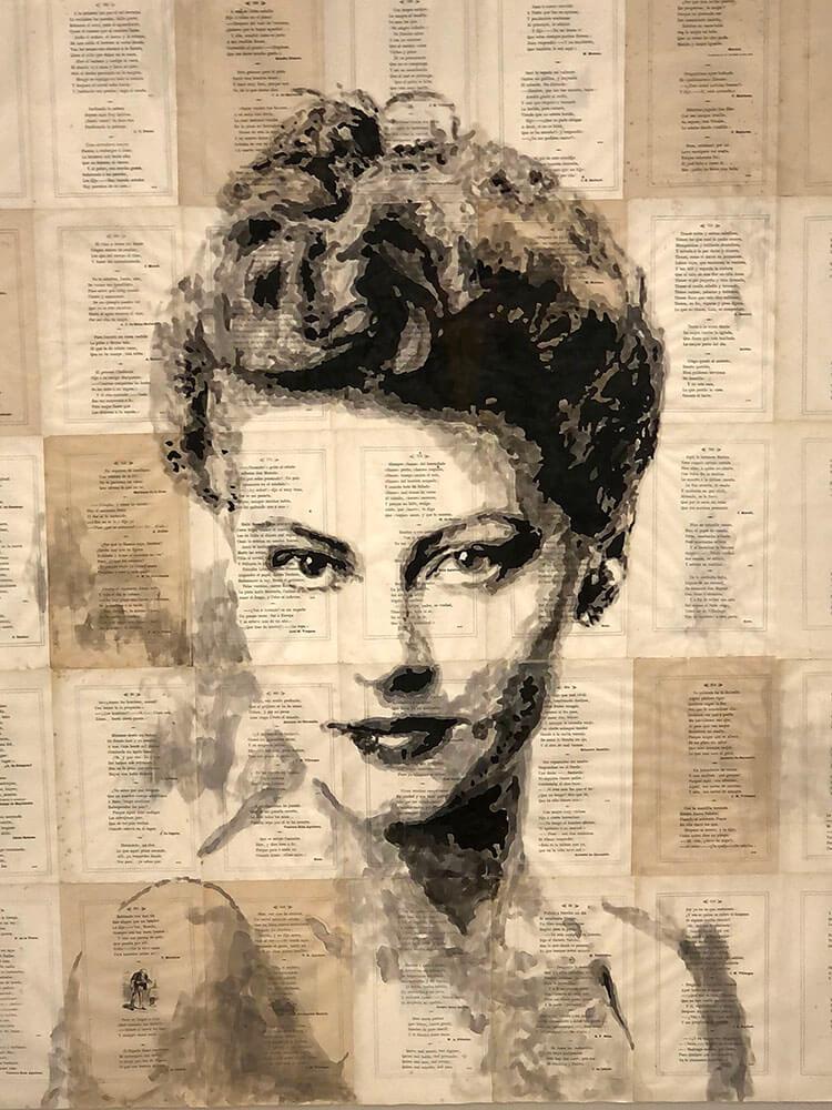 Bespoke Artwork by Fernando Ocete Dorronsoro