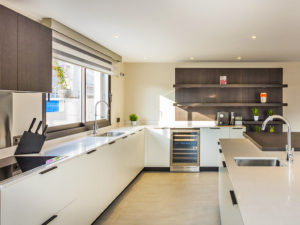 New spacious modern kitchen in the Costa del Sol
