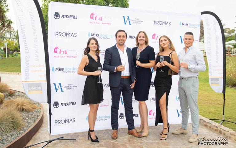 ProMas team supporting Maiti Nepal Marbella