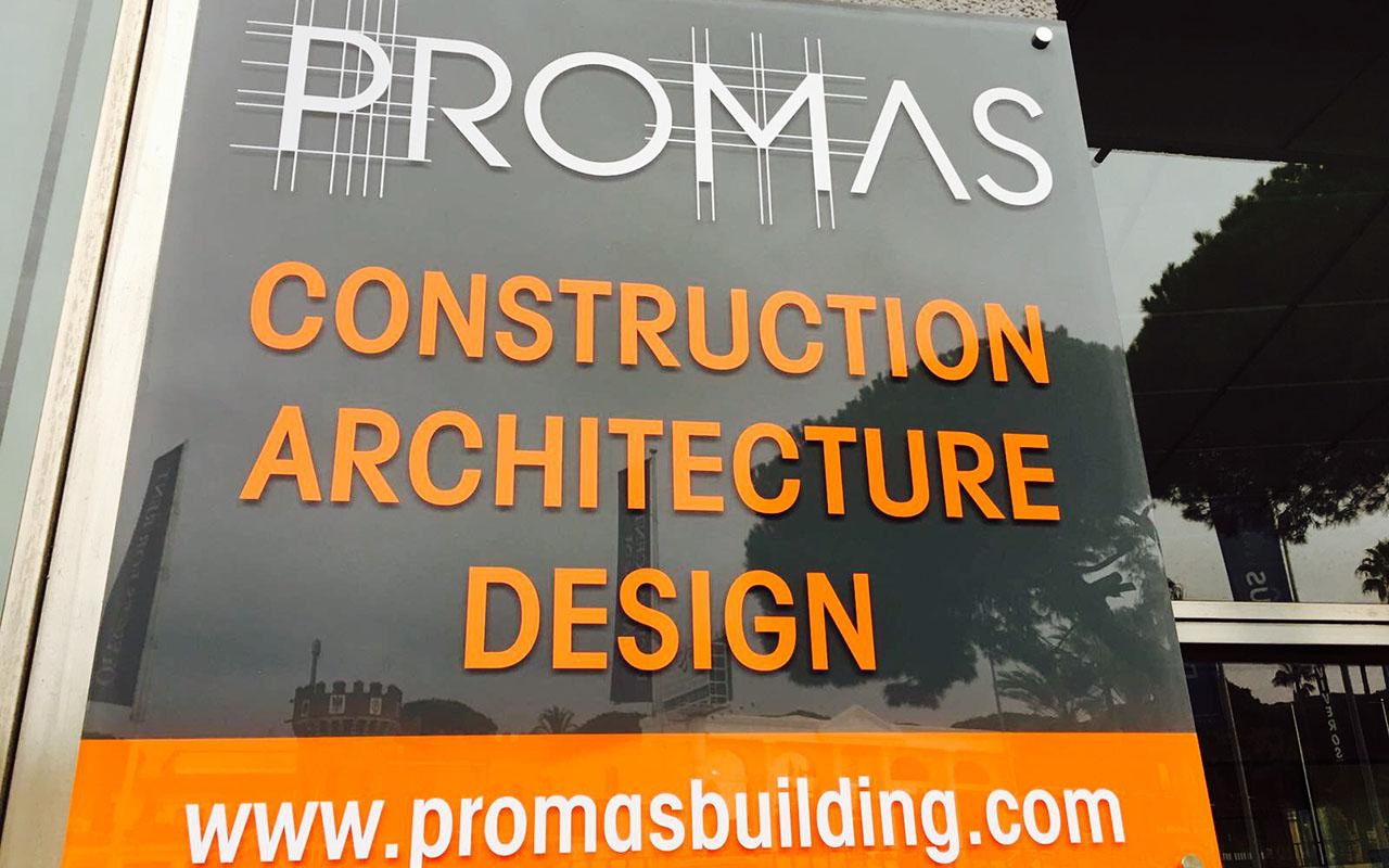 ProMas office exterior photo