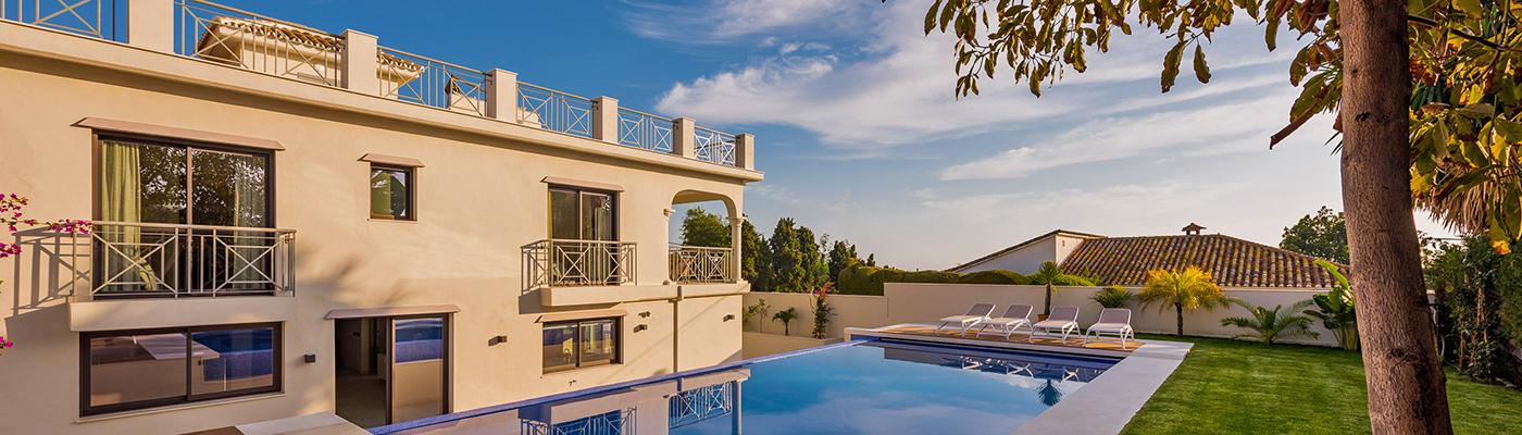 Stylish property by ProMas Building in Marbella, Costa del Sol