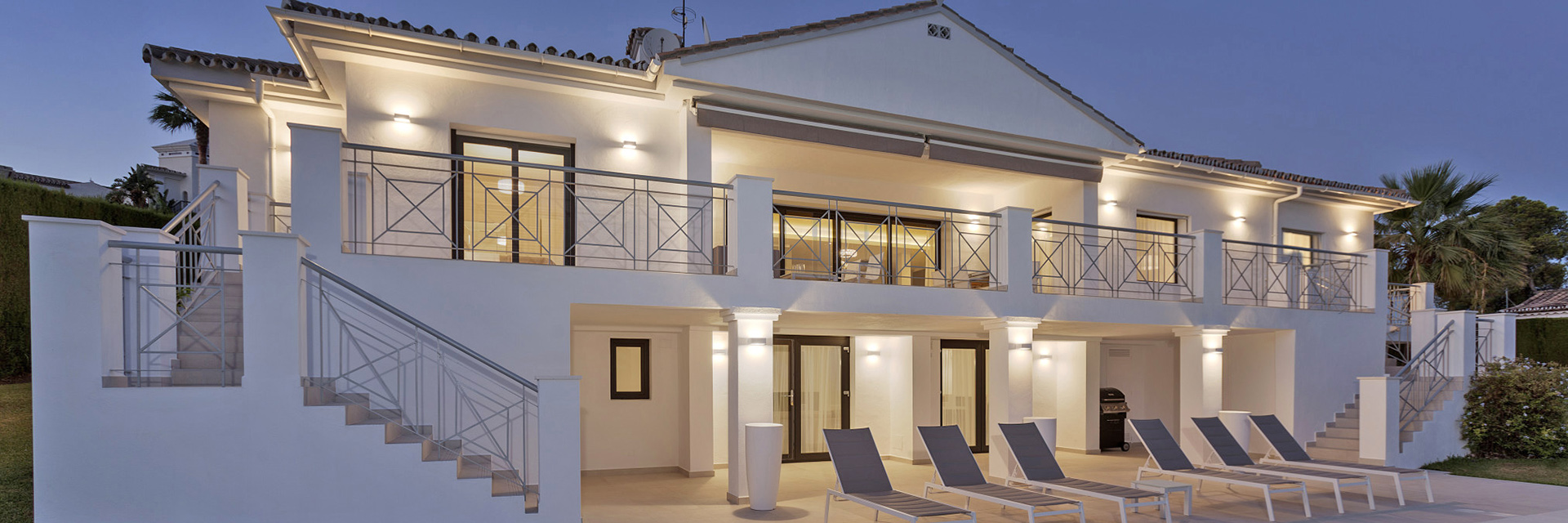 Stunning refurbished villa in Benahavís