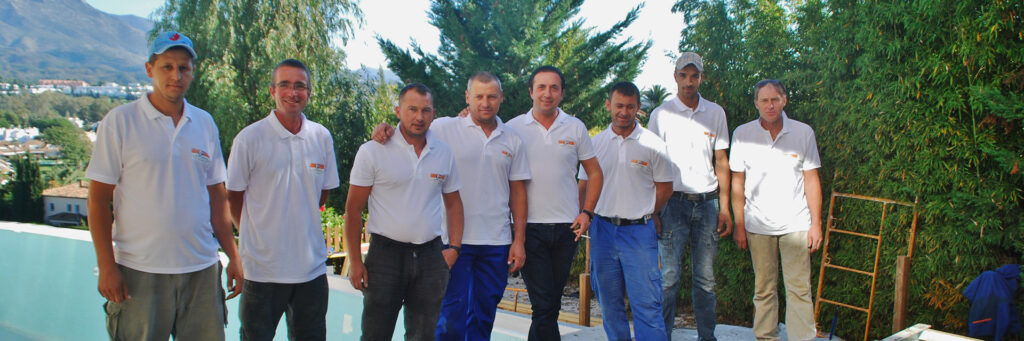 ProMas Building and ConstructionTeam in Marbella