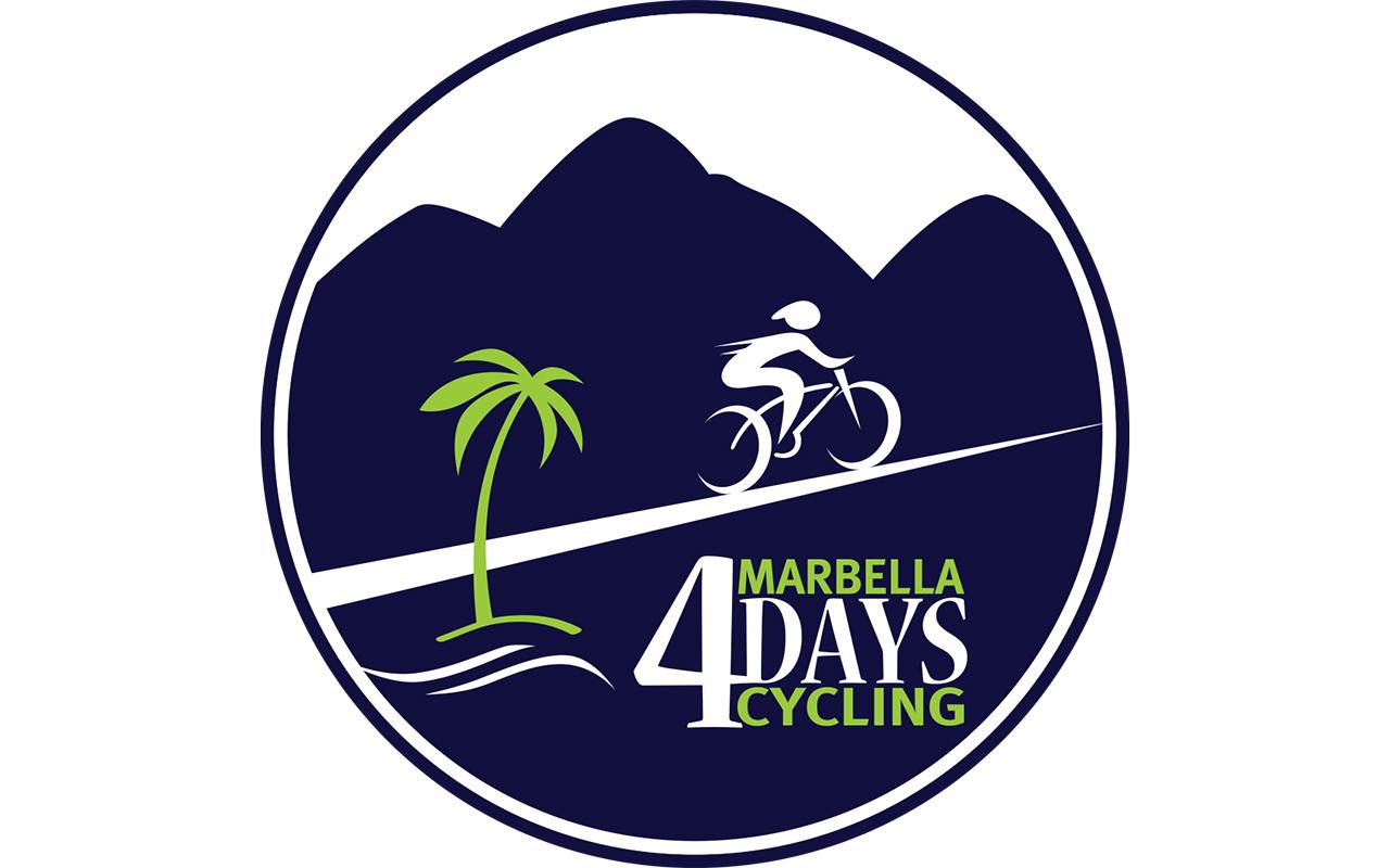 Marbella 4 Days Cycling logo
