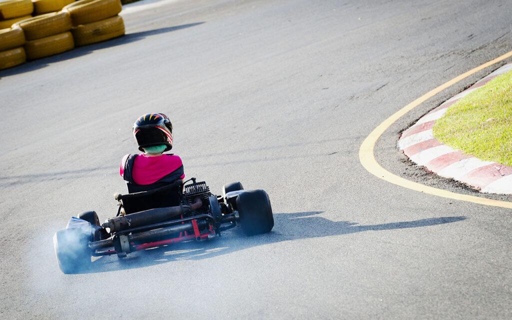 Child karting